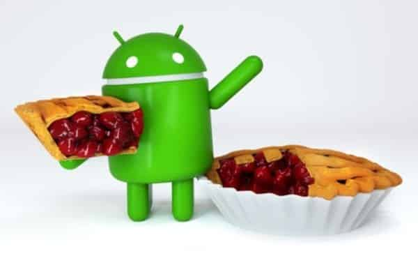 android 9 (pie)