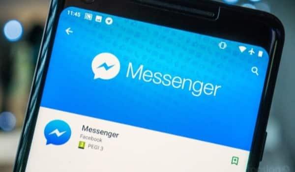 como actualizar facebook messenger en android