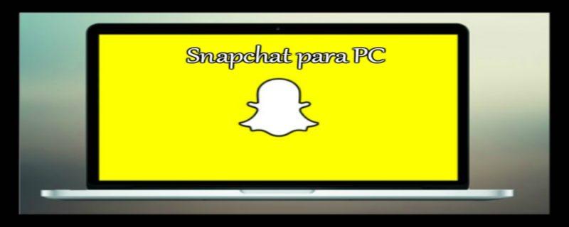 snapchat pc
