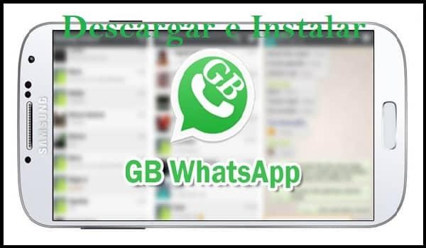descargar e instalar gbwhatsapp