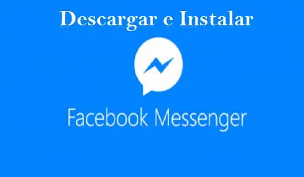 descargar e instalar messenger